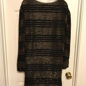 Lord and Taylor Vintage beaded dress